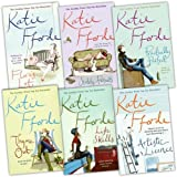 Katie Fforde 6 Books Collection Set (Artistic Licence, Life Skills, Practically Perfect, THYME OUT, Floras Lot, Stately Pursuits) Katie Fforde