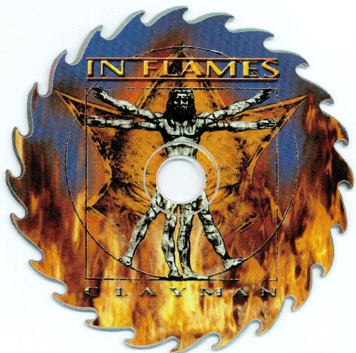 In Flames - Clayman (Saw Shaped CD) - Amazon.com Music