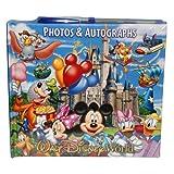 Walt Disney World Storybook Autograph Book