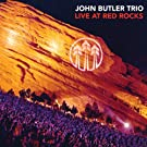 BUTLER TRIO, John Live At Red Rocks (2-CD/1-DVD)
