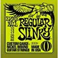 Ernie Ball 2221 Regular Slinky Strings x3
