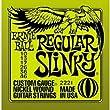 Ernie Ball Regular Slinky .010 -.046 - 3 packs