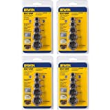 Irwin Tools BOLT-GRIP Extractor Expansion Set, 5 Piece, 394002 Pack of 4 (Tamaño: Pack of 4)