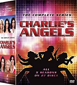Charlie's Angels: The Complete Series (1976)