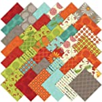 Moda Bobbins and Bits Prints Charm Pa...
