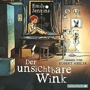 Der unsichtbare Wink und die Kürbisse des Grauens (Der unsichtbare Wink 2) Hörbuch
