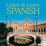 Listen & Learn Spanish |  Dover Publications