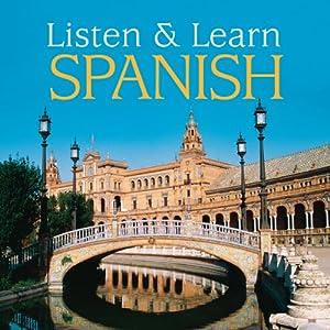 Listen & Learn Spanish Audiobook