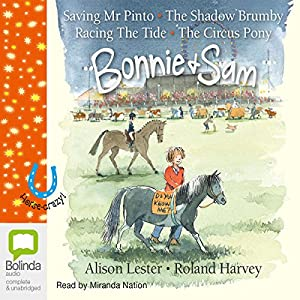 Bonnie & Sam (Books 1-4) Audiobook