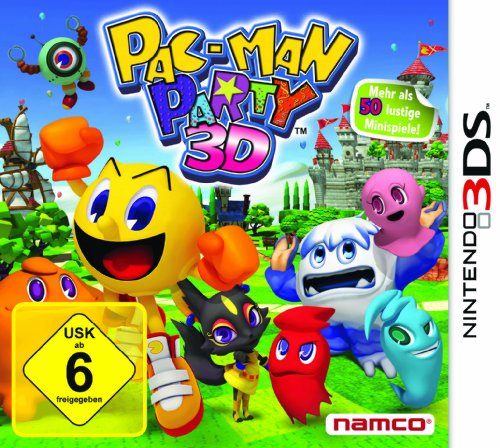 pac-man-party-3d