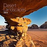 Turner Desert Landscapes 2016 Wall Calendar (8940018)