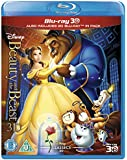 Beauty And The Beast [Blu-ray 3D + Blu-ray] [Region Free]