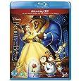 Beauty & the Beast [Blu-ray 3D + Blu-ray] [Region Free]