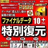 ファイナルデータ10plus 特別復元版 [ダウンロード]