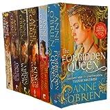 Anne O'Brien Anne O'Brien Collection 6 Books Set (Marriage Under Siege, Puritan Bride, The King Concubine, Virgin Widow, Devils Consort, The Forbidden Queen)