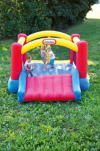 Little Tikes Lil' Ocean Explorers Push N Glow Fish. Add To Cart. Quick View Sale Reg. Little Tikes Pack 'n Roll Inflatable Bouncer. Online Exclusive. Add To Cart. Quick View Sale Reg. Little Tikes Easy Store 7ft Trampoline. Online Exclusive. Add To Cart. Quick View.