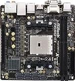 AsRock FM2A85X-ITX Motherboard (Socket FM2, AMD A85X, 2x DDR3, S-ATA 600, Mini ITX, PCI Express 2.0)