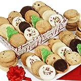 Happy Holidays Cookie box