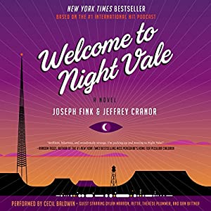 Welcome to Night Vale | Livre audio