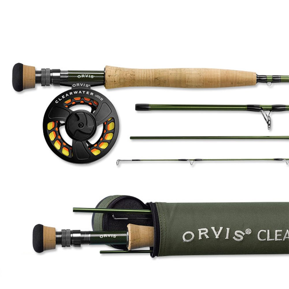 Orvis Clearwater Fly Rod orvis richard wheatley 6 black box only compartments foam