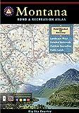 Montana Road and Recreation Atlas (Benchmark)