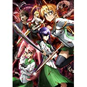 学園黙示録 HIGHSCHOOL OF THE DEAD Blu-ray BOX