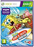 SpongeBob Surf and Skate Roadtrip - Kinect Compatible (Xbox 360)