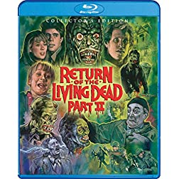 Return Of The Living Dead Part II [Blu-ray]