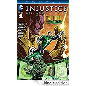 Injustice Gods Among Us - Year Two - Annual 01  (2014)