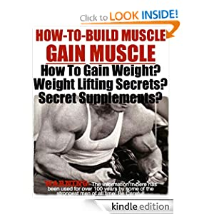 Muscle Building Secrets | How To Gain Weight | How Can I Gain Weight | Weight Lifting