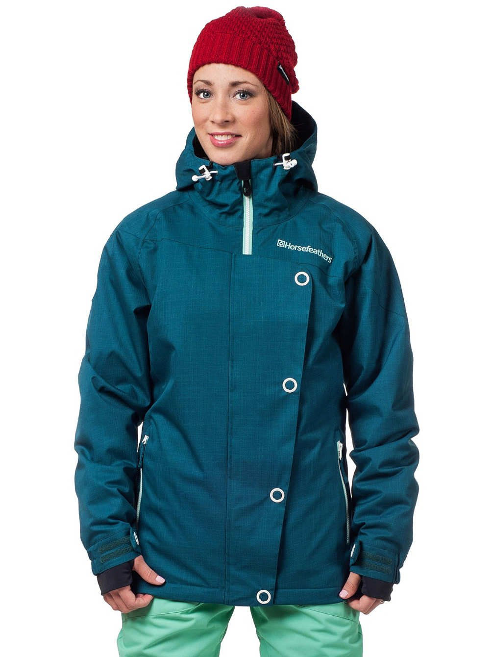 Damen Snowboard Jacke Horsefeathers Chloe Jacket online bestellen