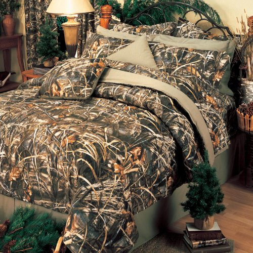 Realtree Max-4 King Comforter Set front-67697