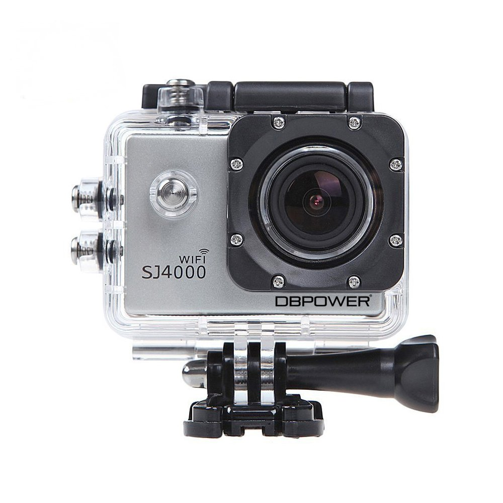 offerta DbPower action camera full HD impermeabile Wi-Fi