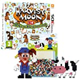 Harvest Moon: A New Beginning 3DS and Hama Beads Bundle