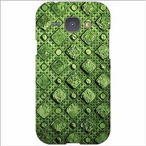 Samsung Galaxy J1 Back Cover - Green Designer Cases