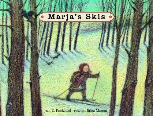Marja's Skis