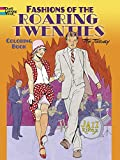 img - for Fashions of the Roaring Twenties Coloring Book (Dover Coloring Books) book / textbook / text book