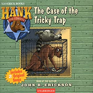 The Case of the Tricky Trap Audiobook