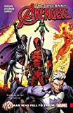 img - for Uncanny Avengers: Unity Vol. 2: The Man Who Fell to Earth book / textbook / text book