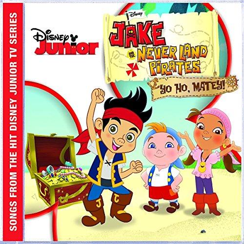 Yo Ho Matey, Jake & The Never Land Pirates