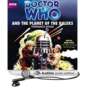 Doctor Who and the Planet of the Daleks (Classic Novel) (Unabridged)