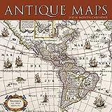 Antique Maps 2015 Wall Calendar by Calendar Ink
