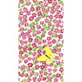 Entertaining with Caspari Butterfly Garden Paper Guest Towels, Pink Pack of 15