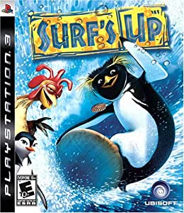 Amazon.com: Surfs Up - Playstation 3: Artist Not Provided: Video Games
