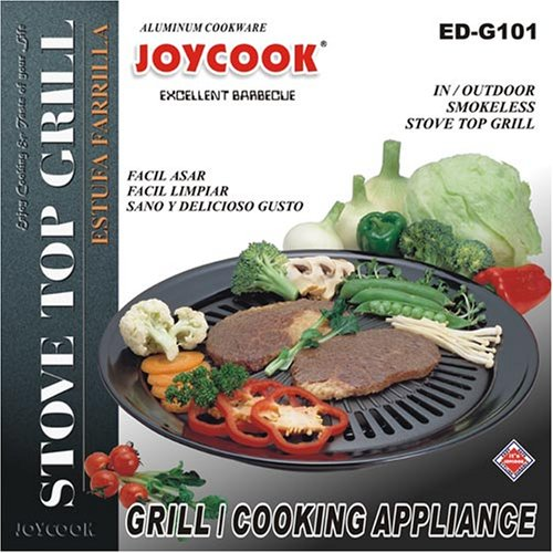 Joycook Stove Top Grill Excellent Barbecue