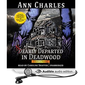 Nearly Departed in Deadwood: Deadwood Mystery, Book 1