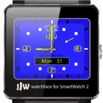 JJW Spark Watchface 3 for SmartWatch 2