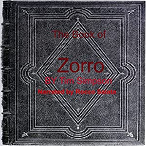 The Book of Zorro: The Legacy Audiobook