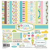 Carta Bella Cool Summer 12x12 Collection Kit