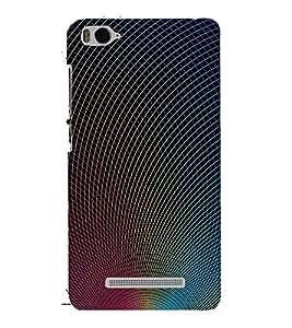 Fuson 3D Designer Back Case Cover For Xiaomi Mi 4c
